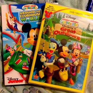 NEW Mickey Mouse Clubhouse Episode Bundle